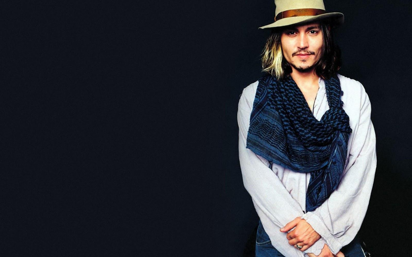 Johnny Depp Wallpapers   Best HD Desktop Wallpaper 1600x1000
