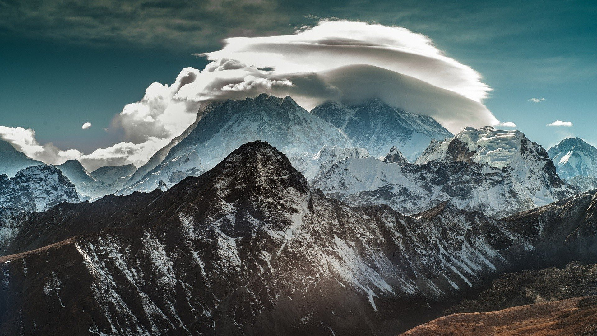nature Mountain Clouds Wallpapers HD Desktop and Mobile 1920x1080