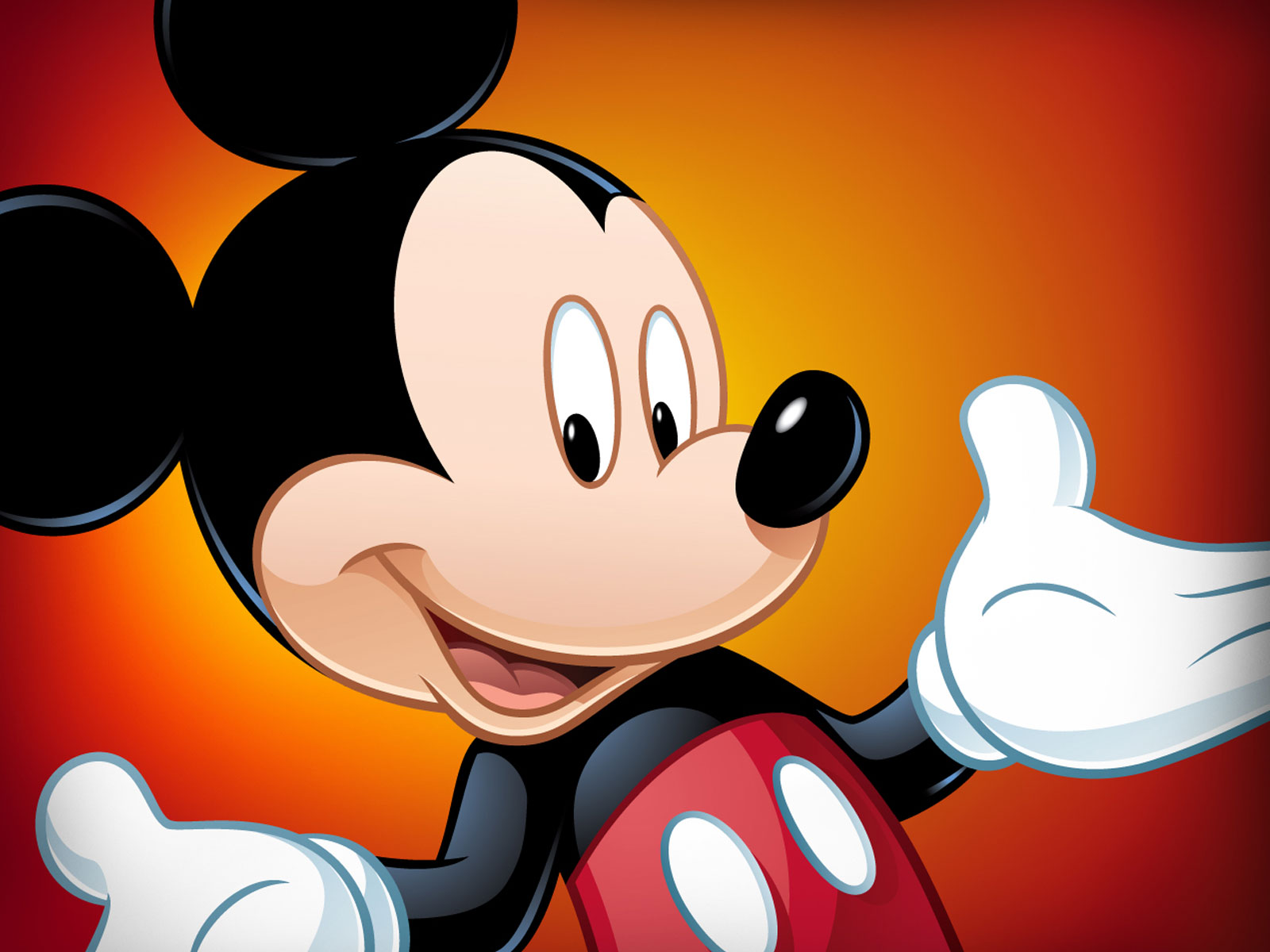 Mickey Mouse Download Blackberry iPhone Desktop and Android 1600x1200