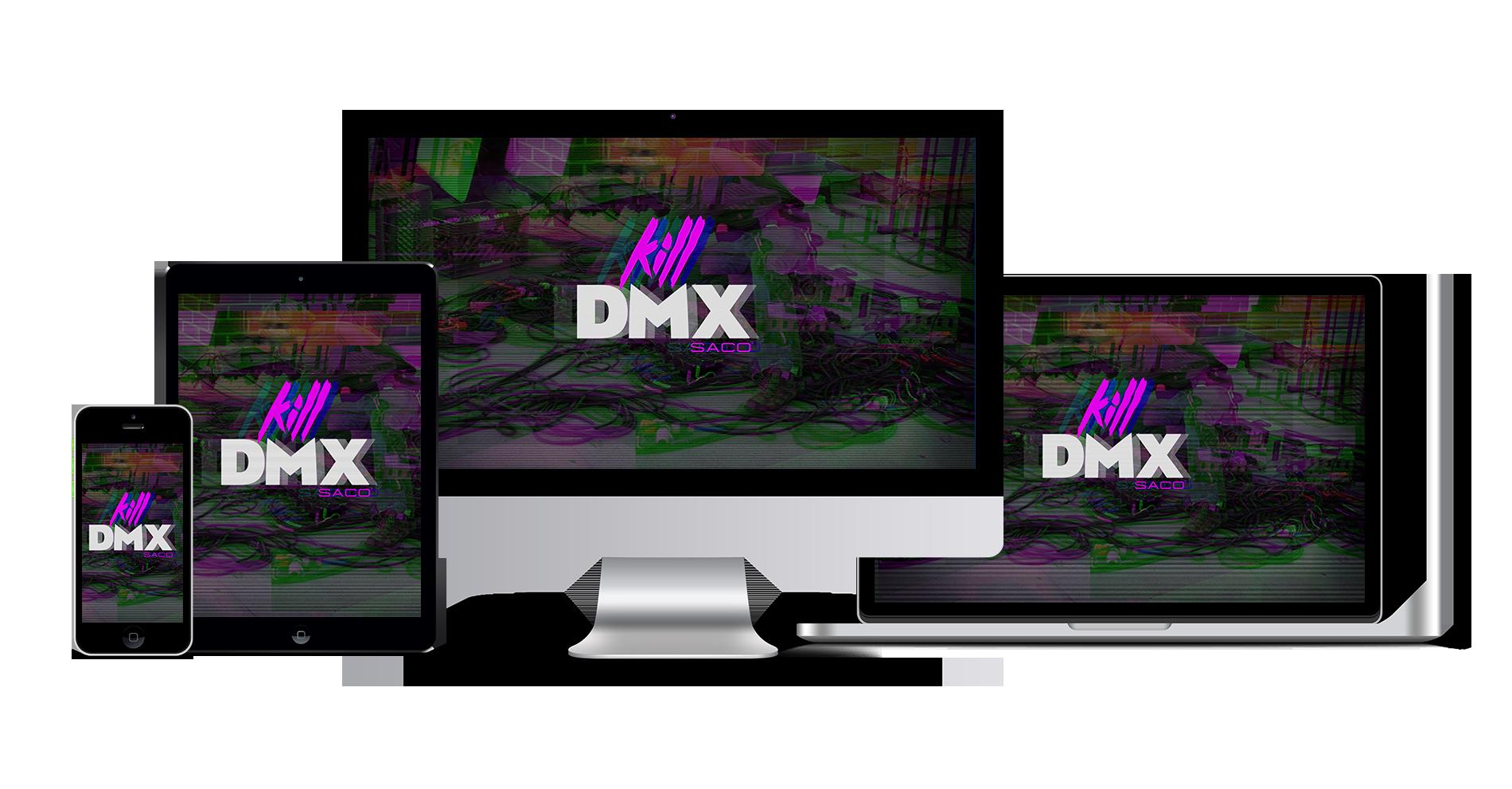 Kill DMX Wallpaper SACO Technologies Inc 1900x991