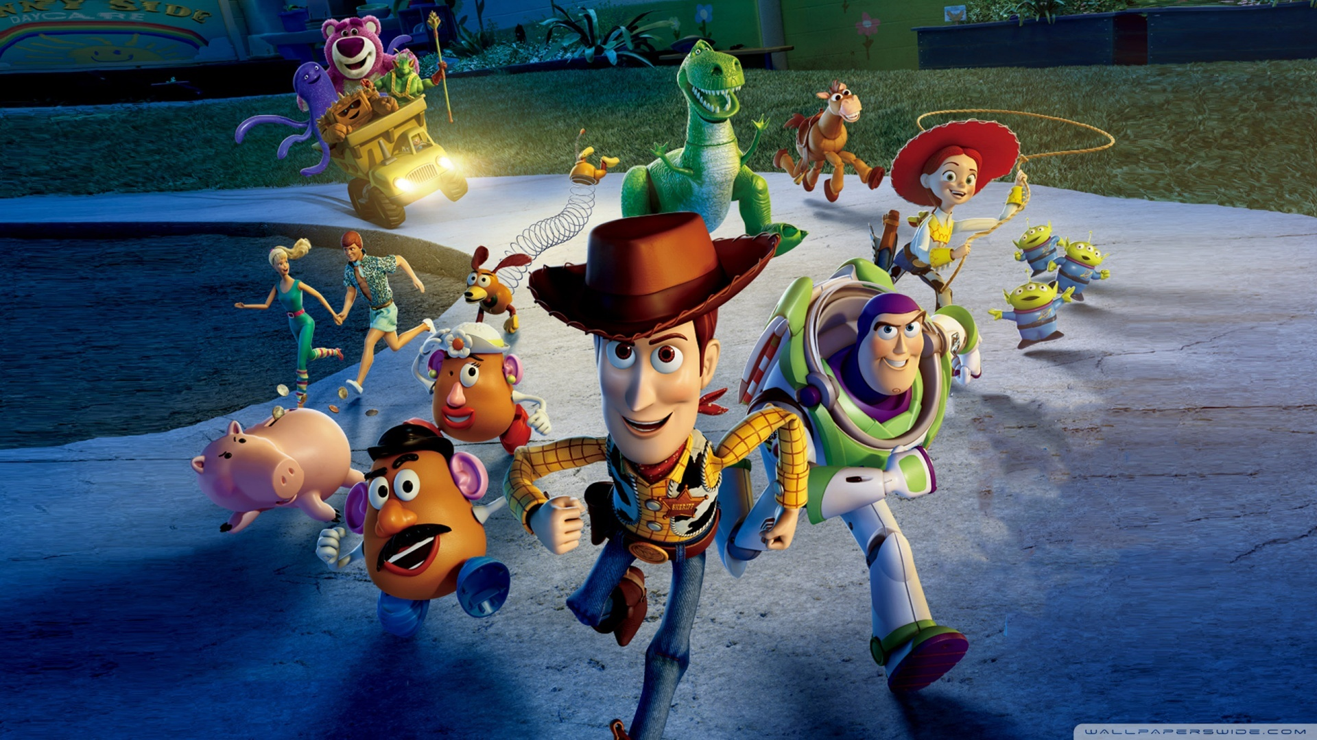 Free Download Toy Story 1 2 3 Wallpapers Hd 1920x1080