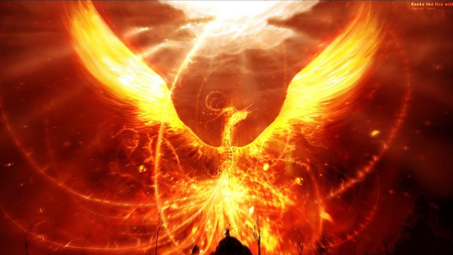 Phoenix Wallpapers Hintergrnde 1920x1080 ID17704 1920x1080