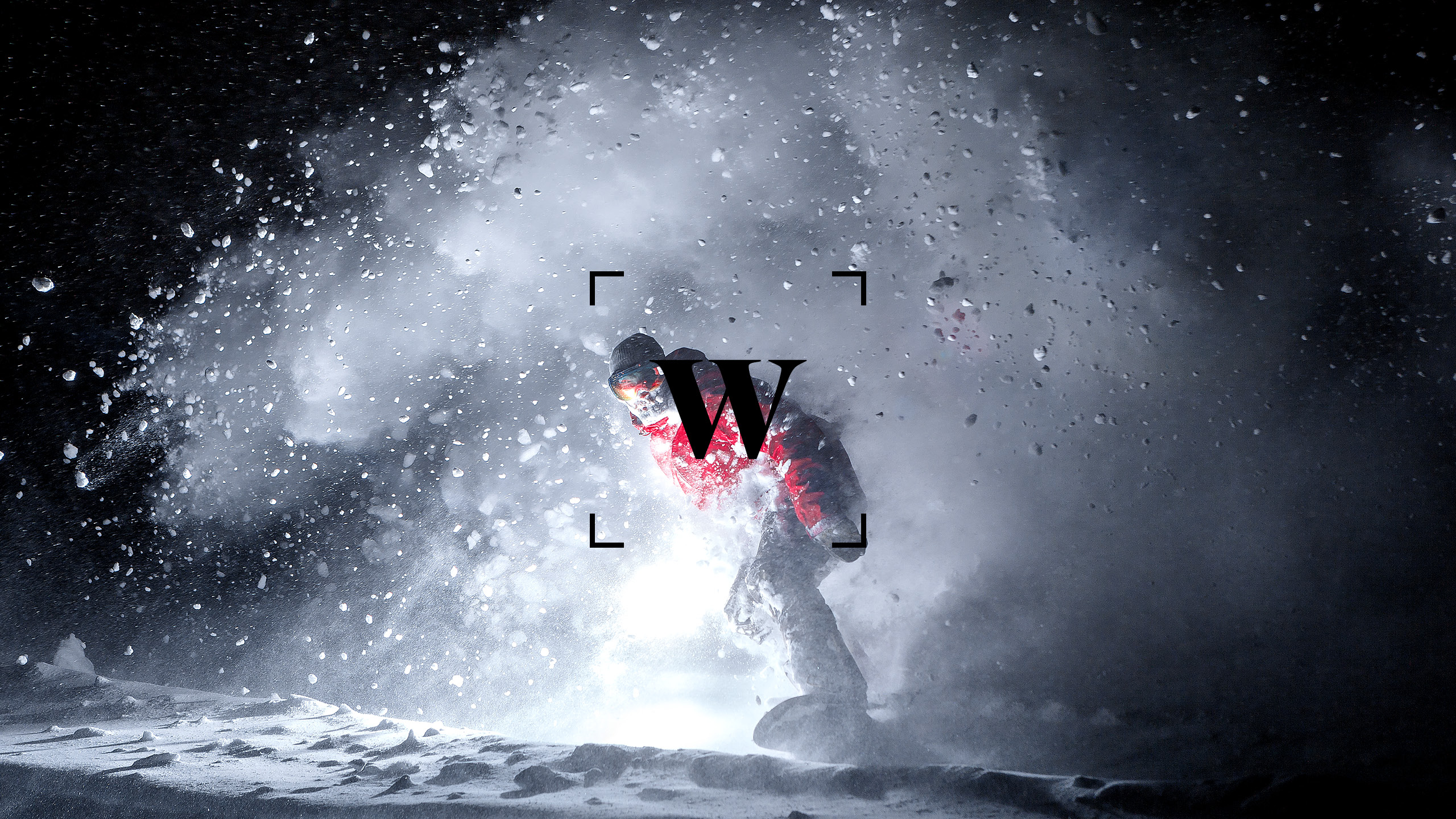 Wallpaper Wednesday Night Shift TransWorld SNOWboarding 2560x1440