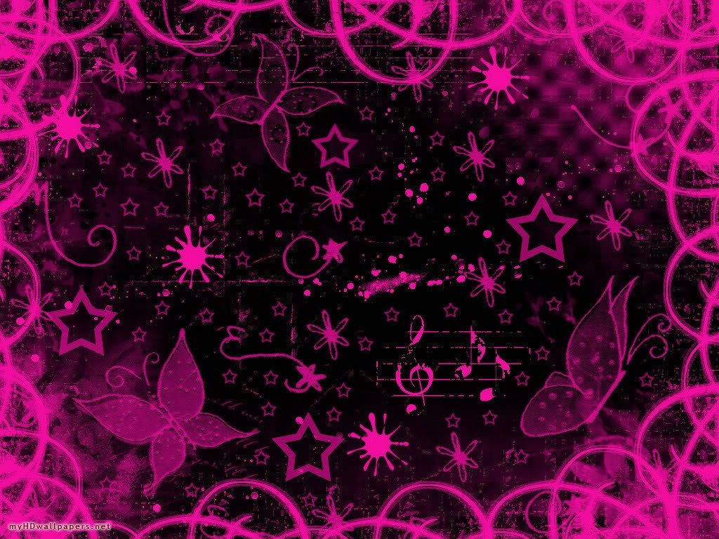 50+] Pink Punk Wallpaper on WallpaperSafari