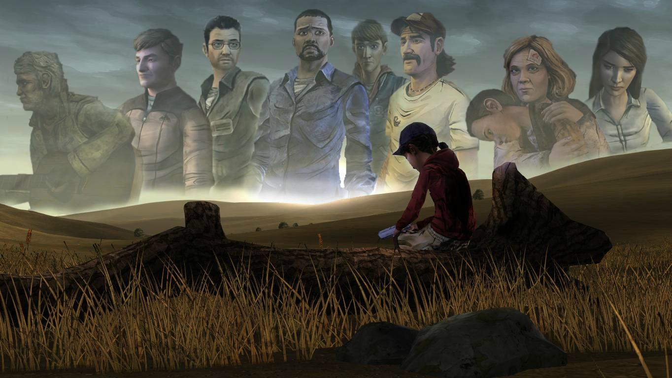 The Walking Dead Wallpapers   Telltale Community 1364x768