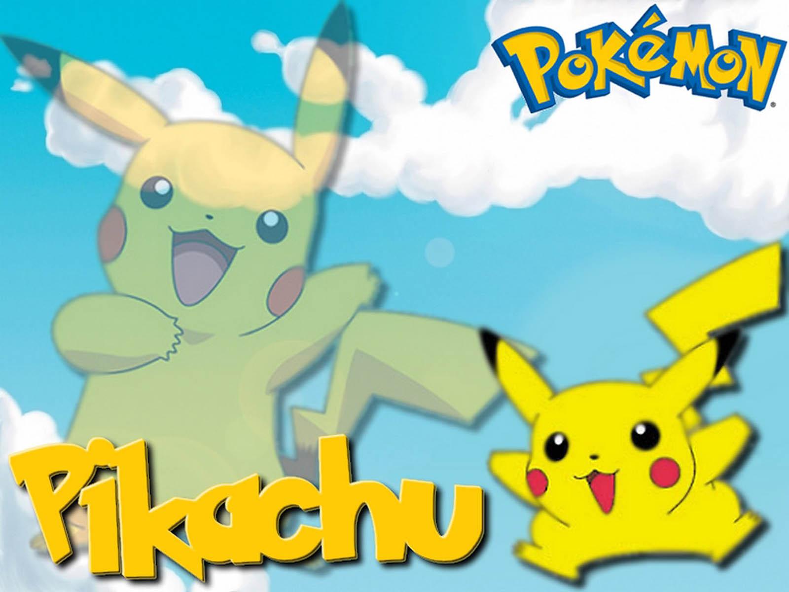 pikachu pokemon wallpapers pikachu pokemon desktop wallpapers pikachu 1600x1200