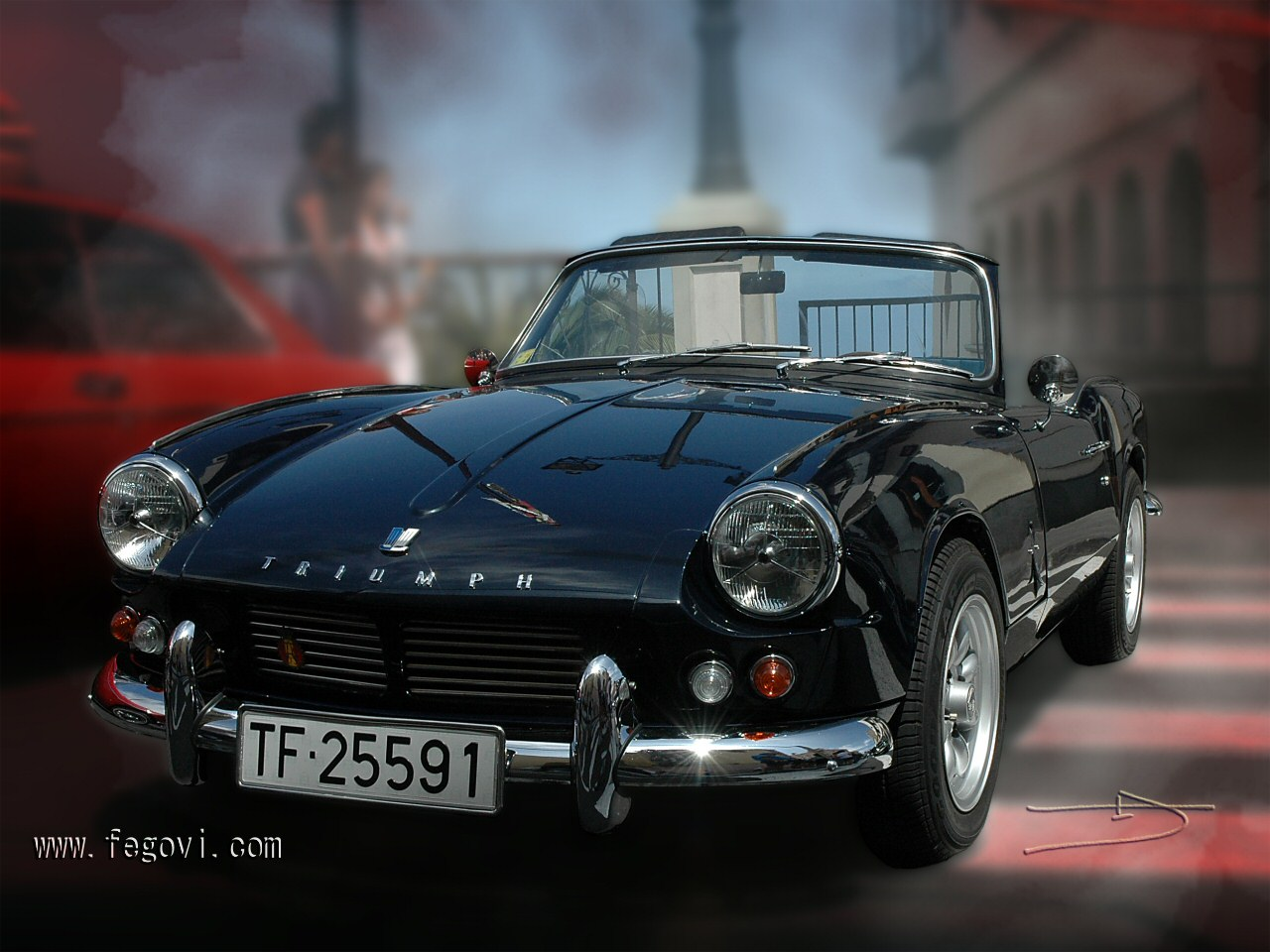 desktop Triumph Spitfire 4 wallpaper 1280x960