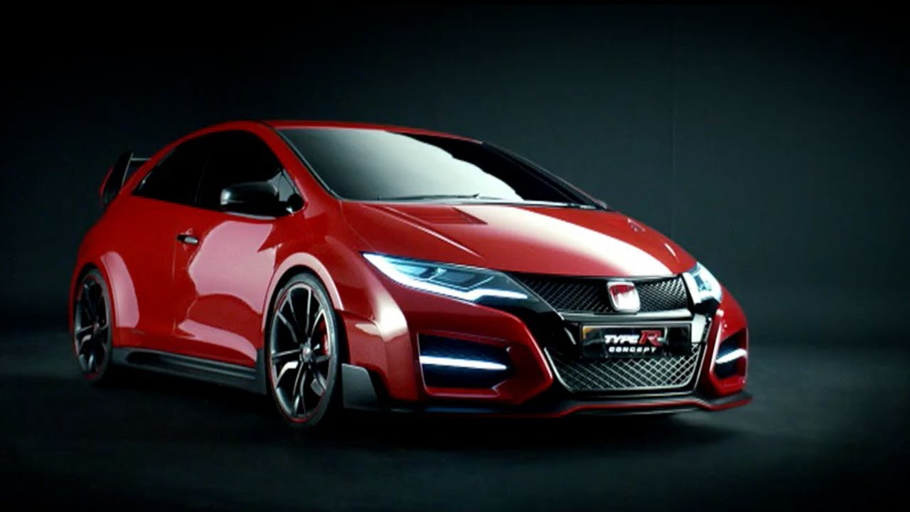 2015 Honda Civic Type R Wallpapers For Laptops 4077 1280x720