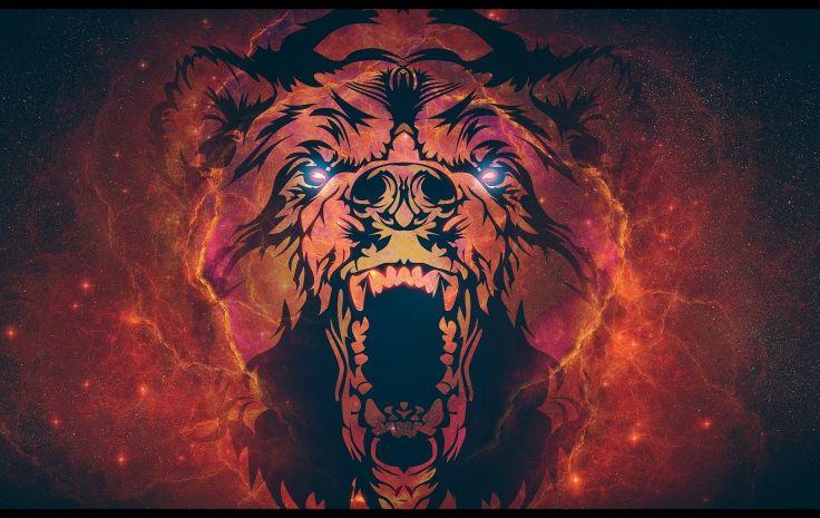 Supernova Bear wallpaper 1900x1200 237982 WallpaperUP 736x465
