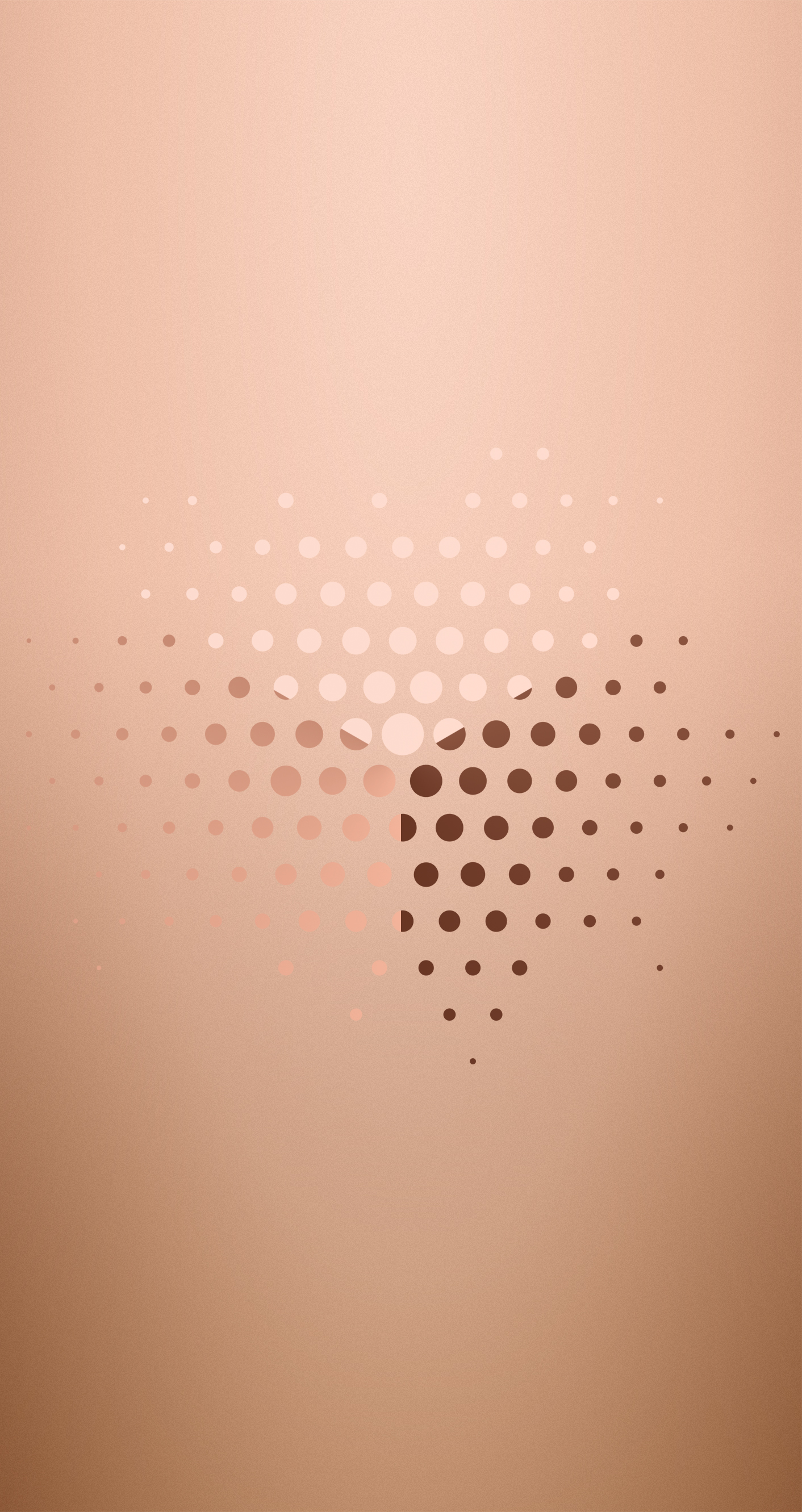 Rose gold iphone wallpaper wallpapersafari - Rose gold background for iphone ...