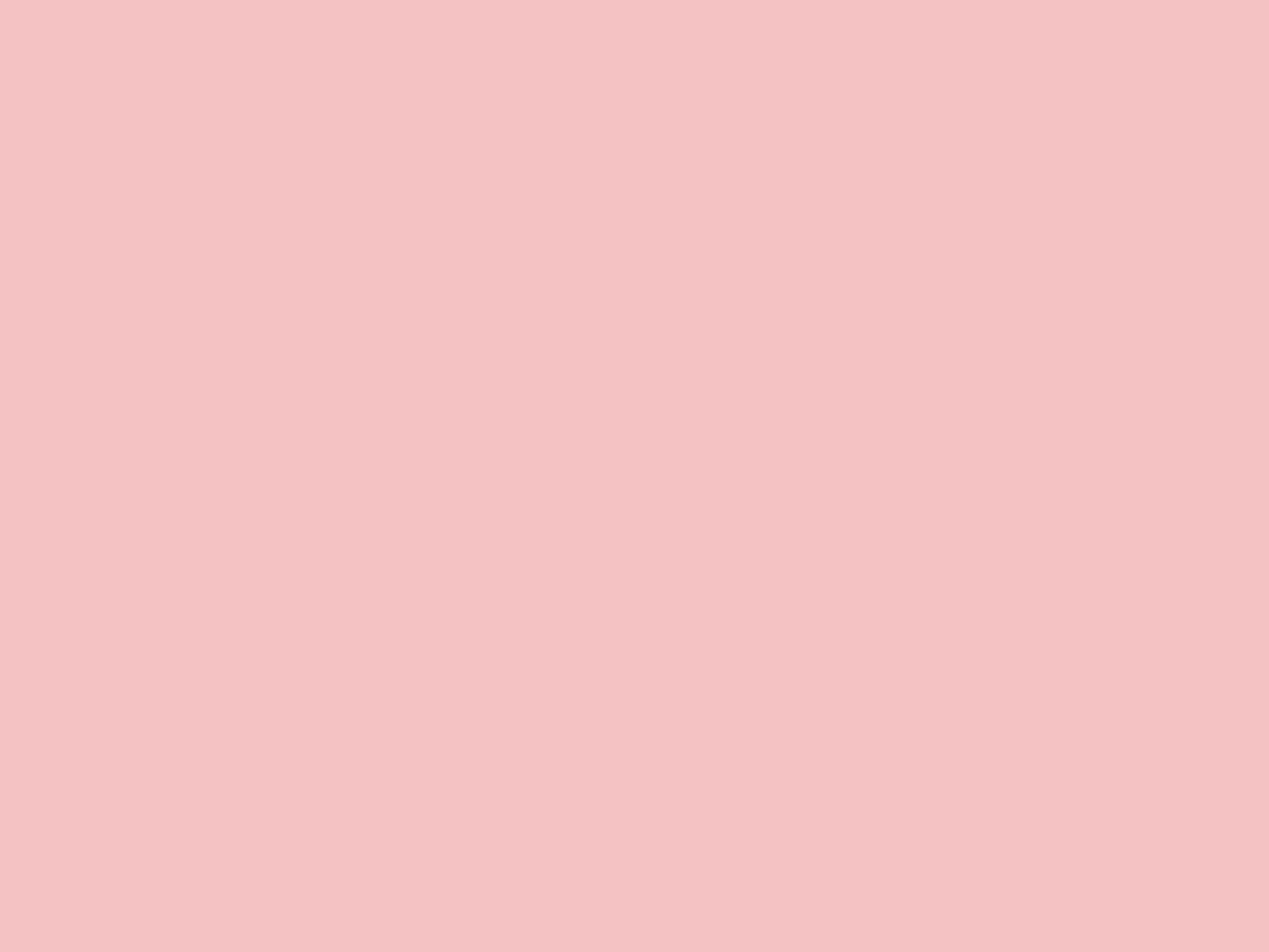 2048x1536 resolution Baby Pink solid color background view and 2048x1536