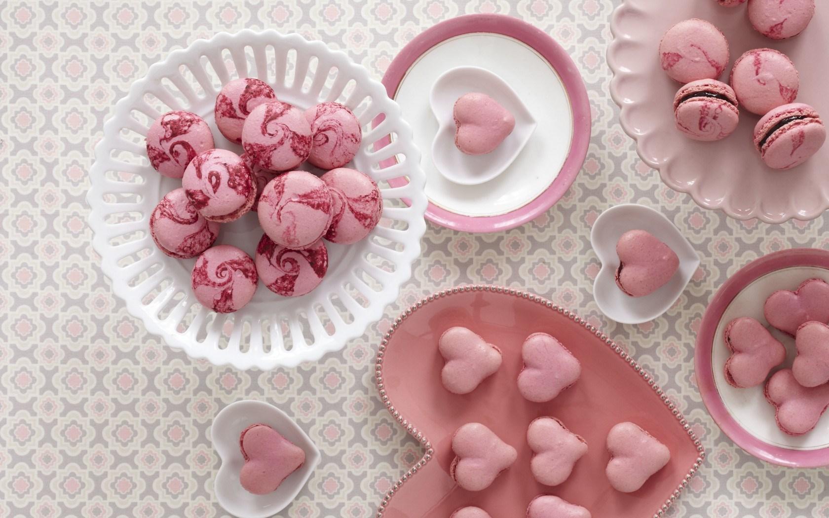 Cute Macaron Wallpaper Wallpapersafari