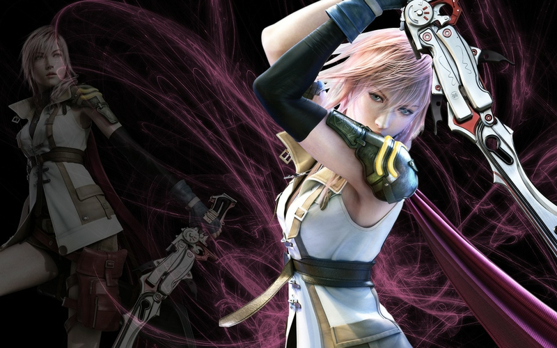 Fantasy Final Lightning wallpaper Video Games Final Fantasy HD 800x500
