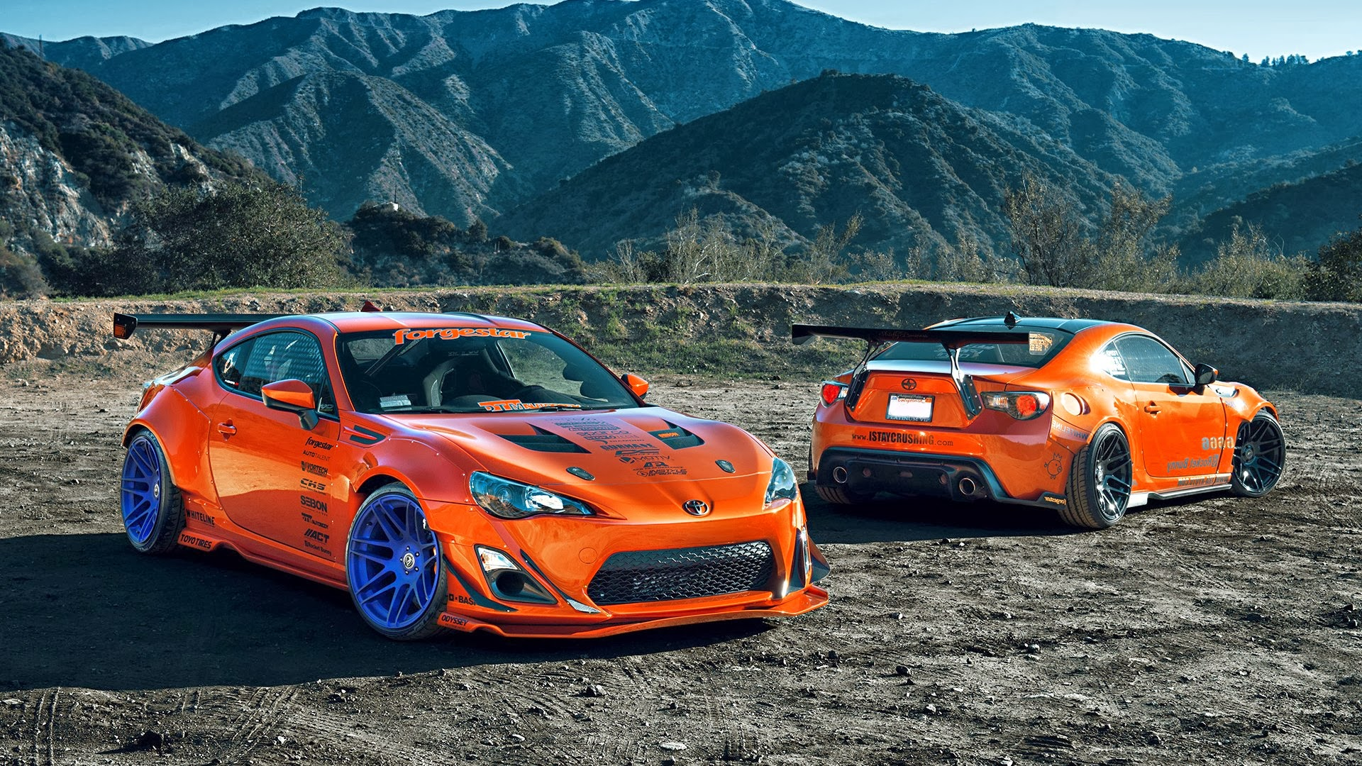 Toyota GT86 Tuning Car   New Car Modification 1920x1080