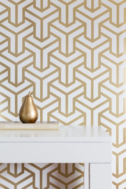Interior Wallpaper Trends For 2016   The Ace Of Space Blog 534x801