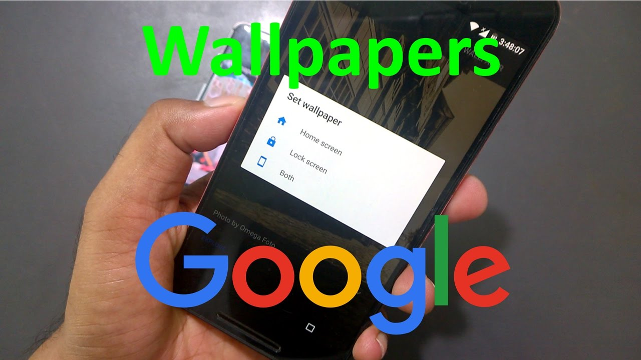 Free download google wallpaper app for