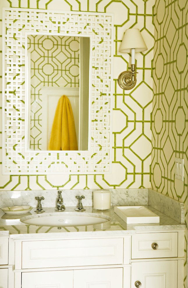 Stunning Trellis Wallpaper Ballard Designs Decorating Ideas Gallery in 646x990