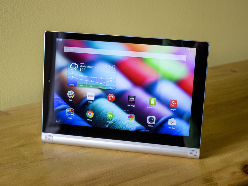 Lenovo Yoga Tablet 2 review Android Central 800x600