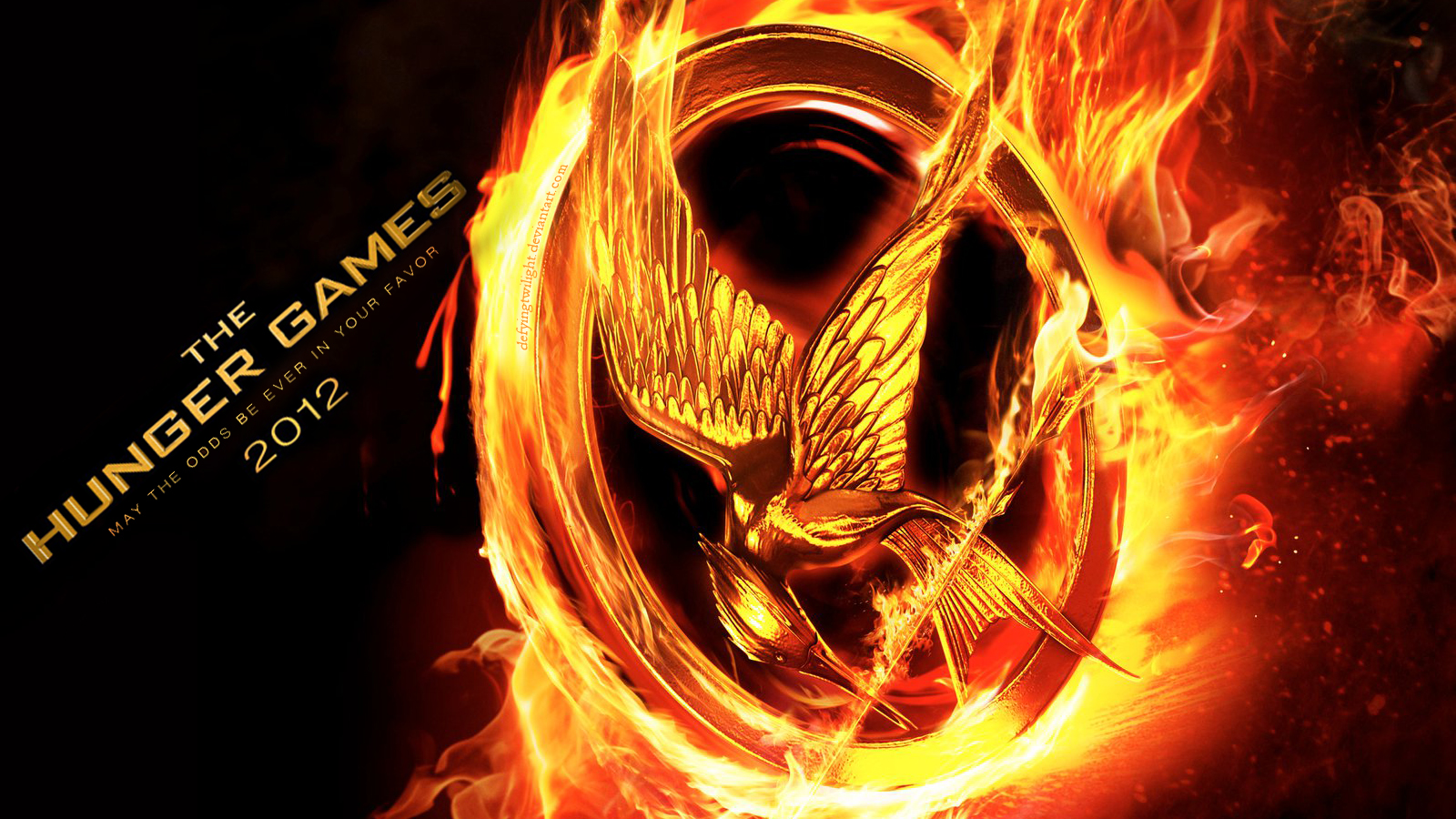 The Hunger Games Movie Poster Wallpapers   The Hunger 1600x900
