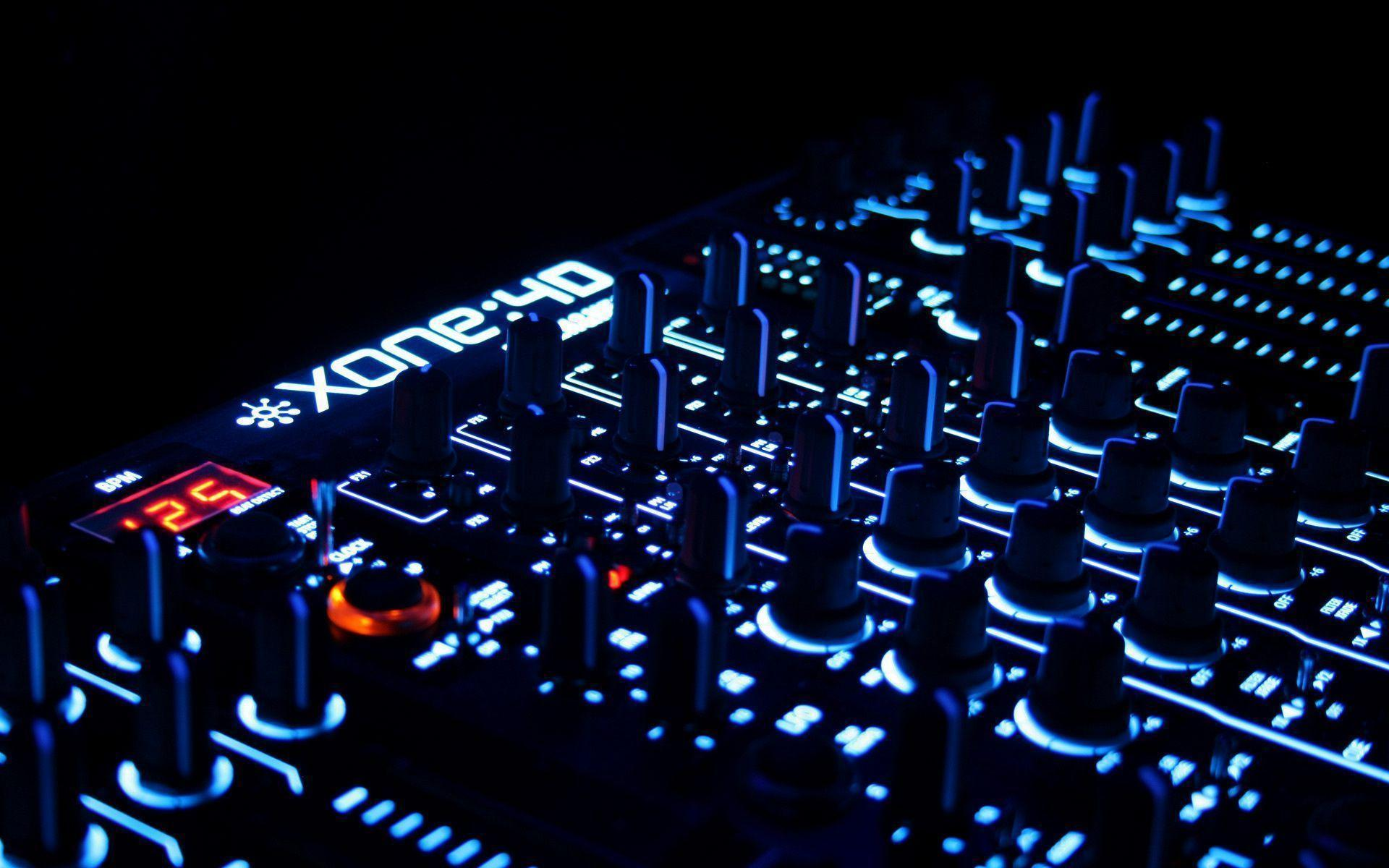 Electro house music wallpaper wallpapersafari for House music images