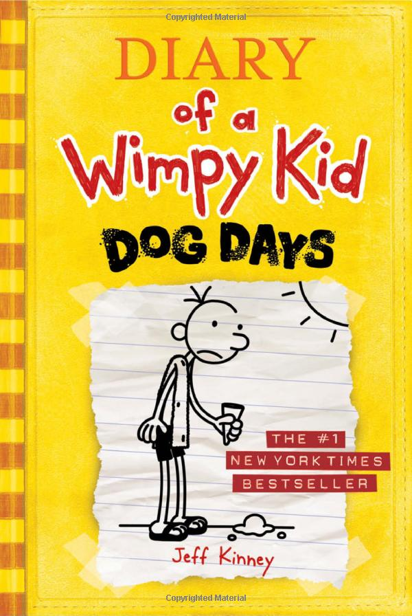 Diary of a Wimpy Kid Dog Days Diary of a Wimpy Kid Wiki Fandom 600x896