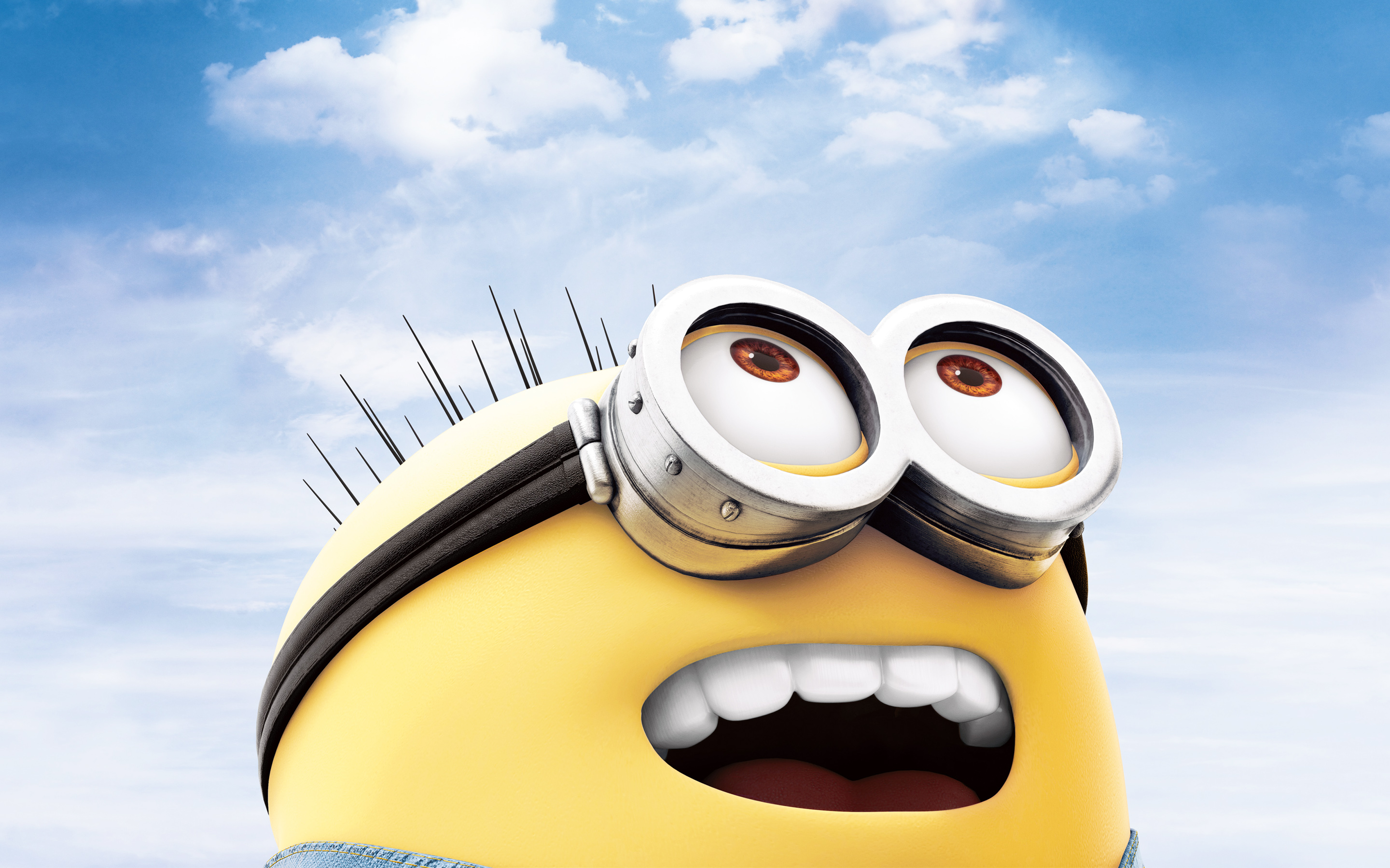 Minion in Despicable Me 2 Wallpapers HD Wallpapers 2880x1800