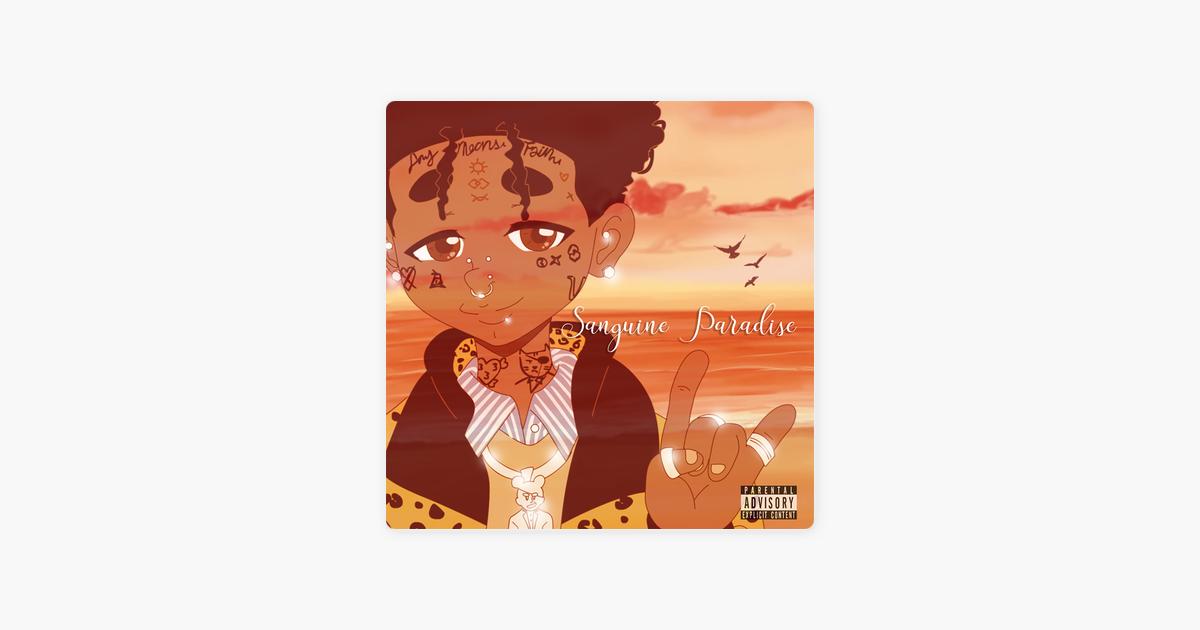 Sanguine Paradise   Single by Lil Uzi Vert on Apple Music 1200x630