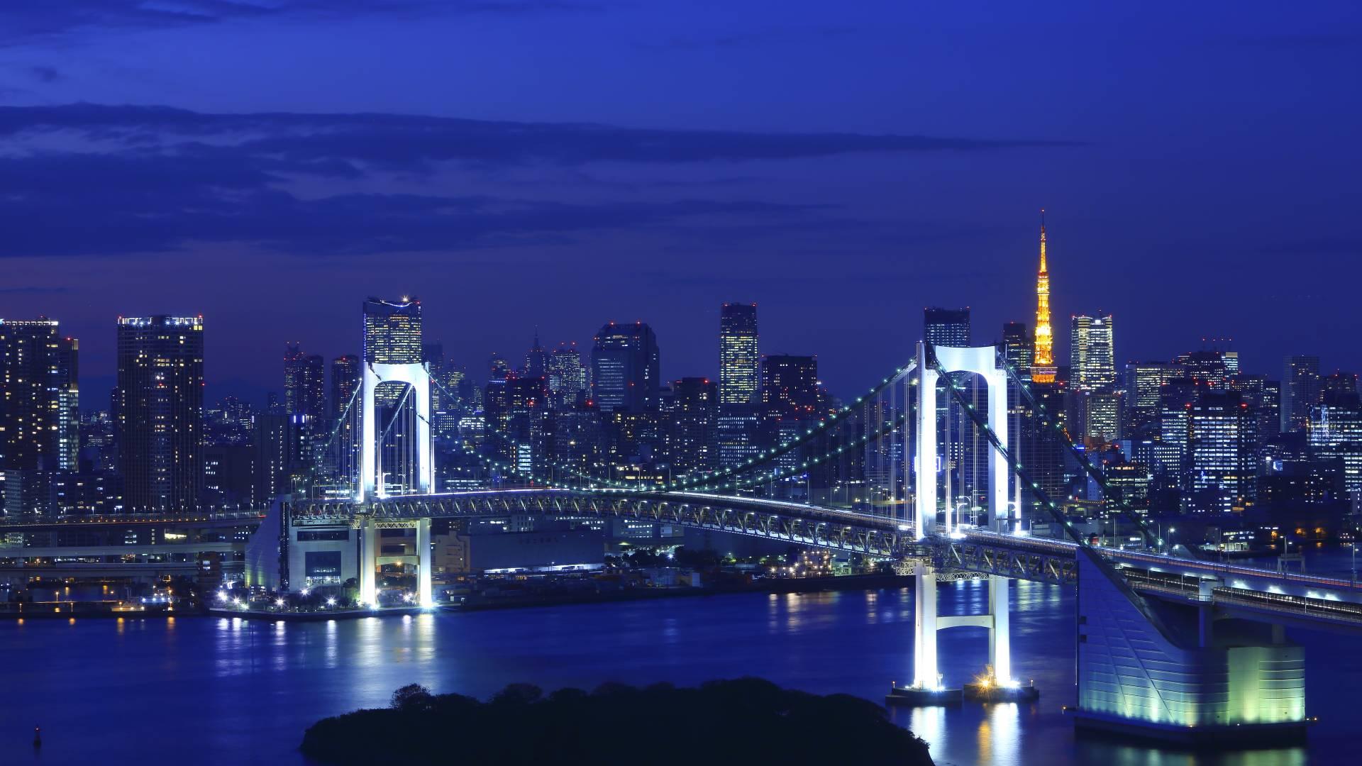Odaiba The Official Tokyo Travel Guide GO TOKYO 1920x1080