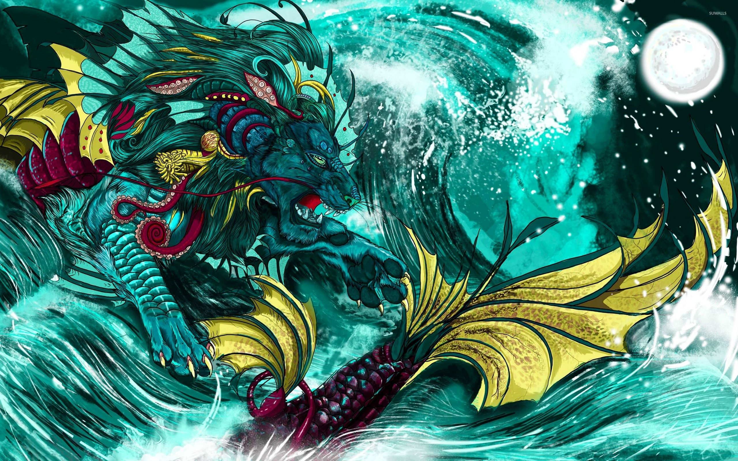 Mythical creatures wallpaper   Fantasy wallpapers   41686 1280x800