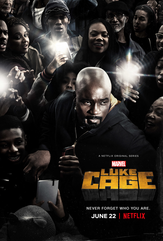 Luke Cage TV Series 20162018   IMDb 1013x1500