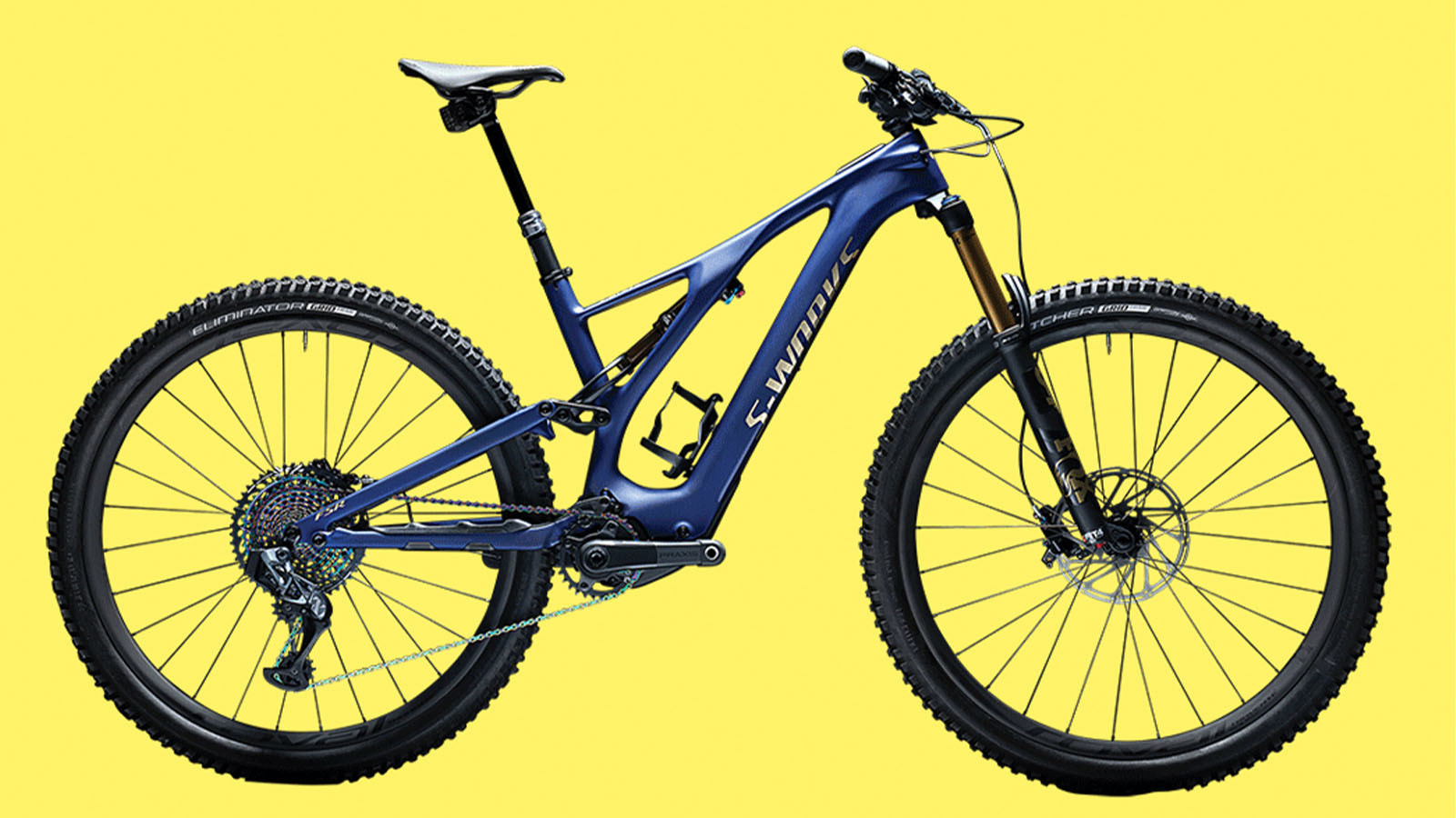 Fundraise for Trails and a Chance to Win a Specialized Levo 1600x900