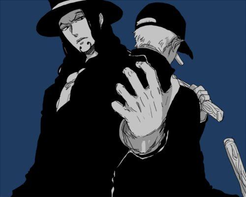 Rob Lucci and Kaku One Piece One Piece Pinterest 500x400