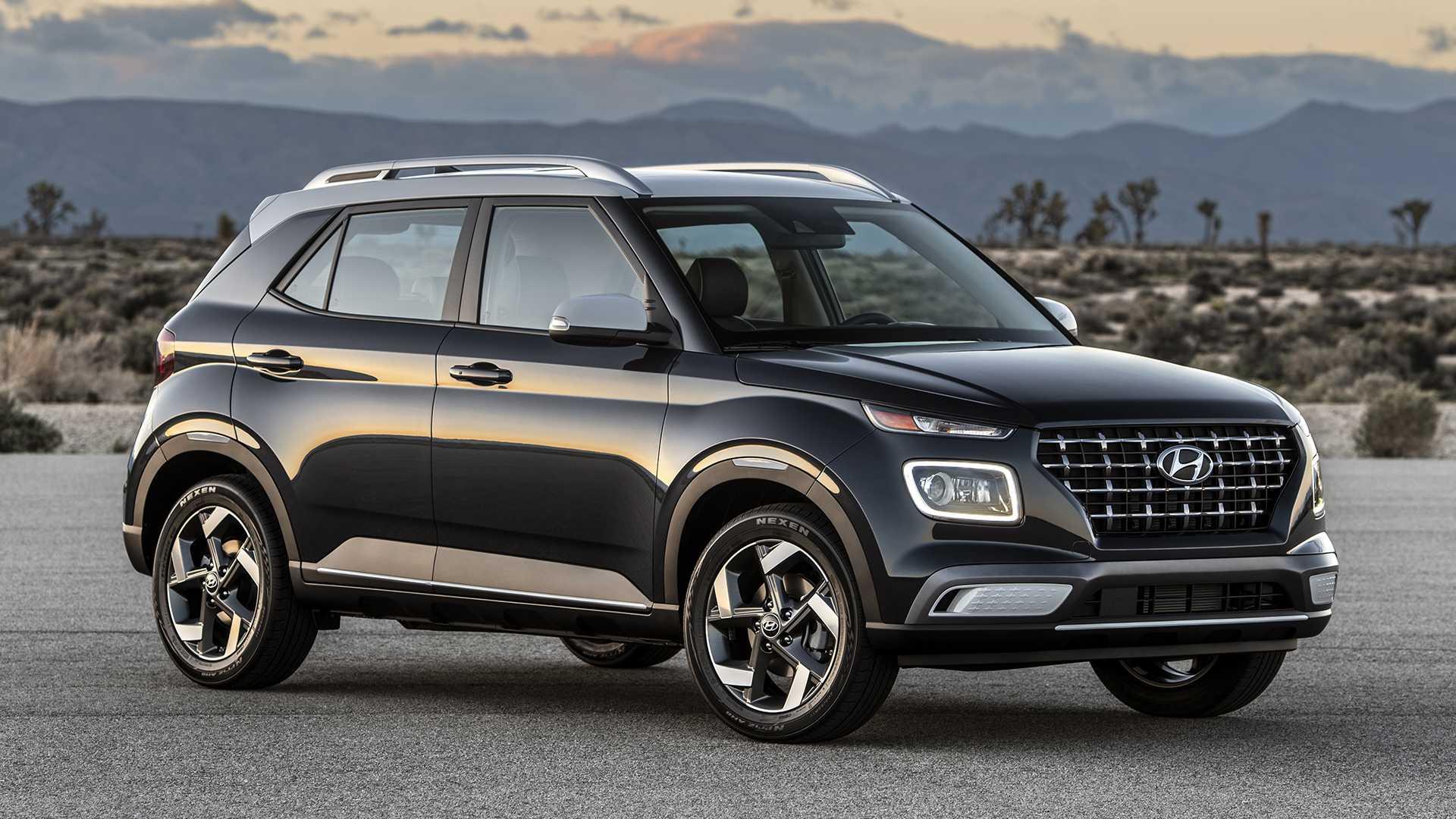 Hyundai Venue News and Reviews Motor1com 1920x1080