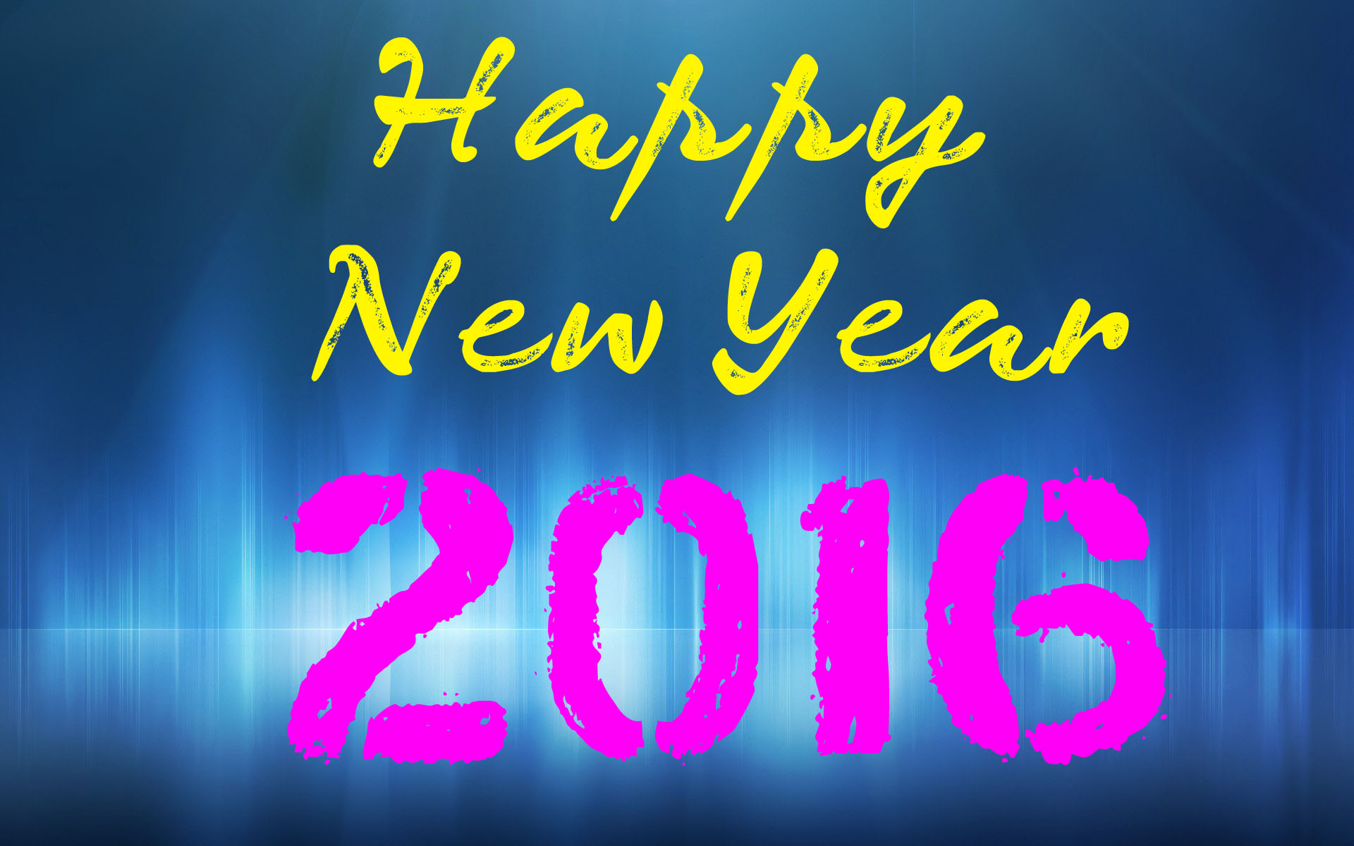 Happy New Year 2016 HD Wallpapers Images Download 1920x1200