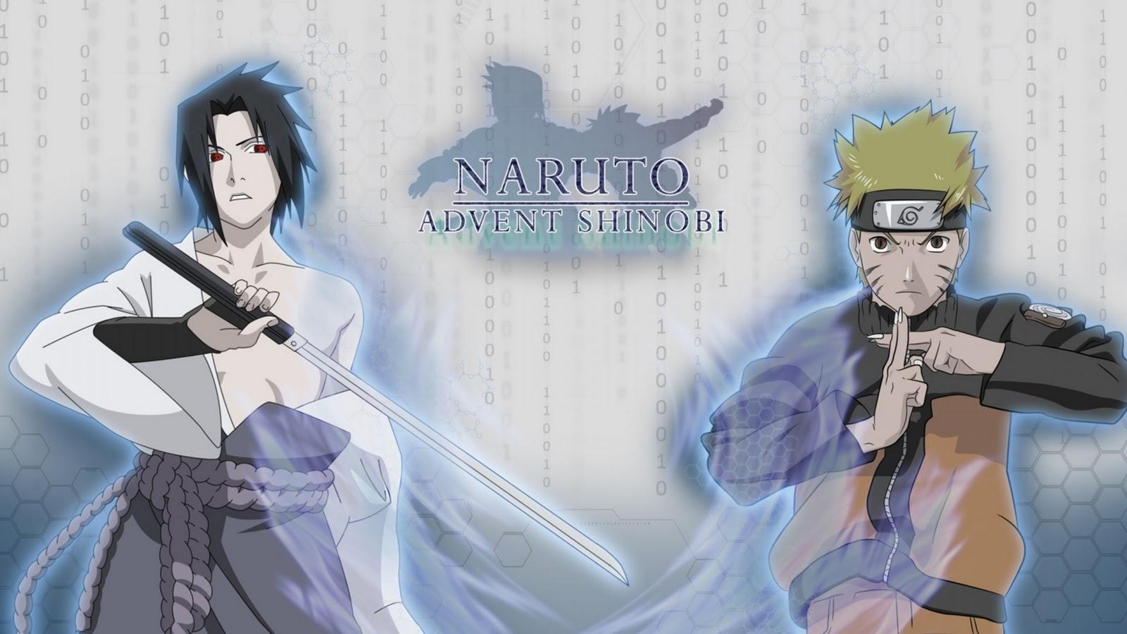 Naruto Vs Sasuke Shippuden HD wallpaper   Naruto Vs Sasuke Shippuden 1600x900