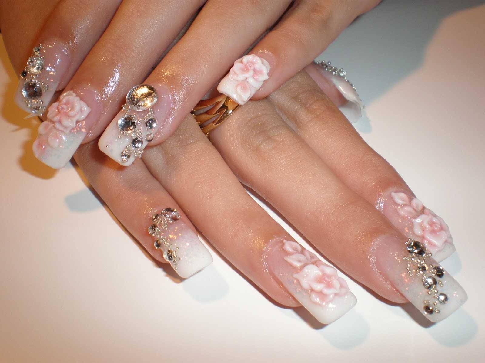 Beautiful nails   Nails Nail Art Wallpaper   Nail Designs Picture 1600x1200