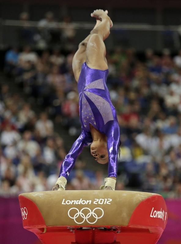 Photo 74 of 103 2012 Olympic Gymnastics 592x800