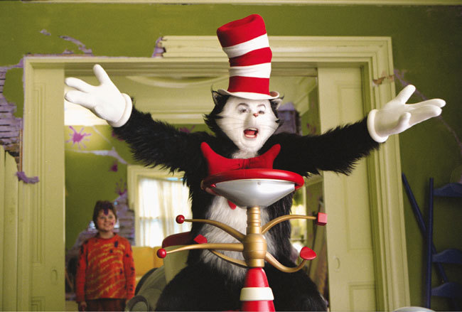 Cat in the Hat Movie images Cat in the Hat wallpaper and 650x439