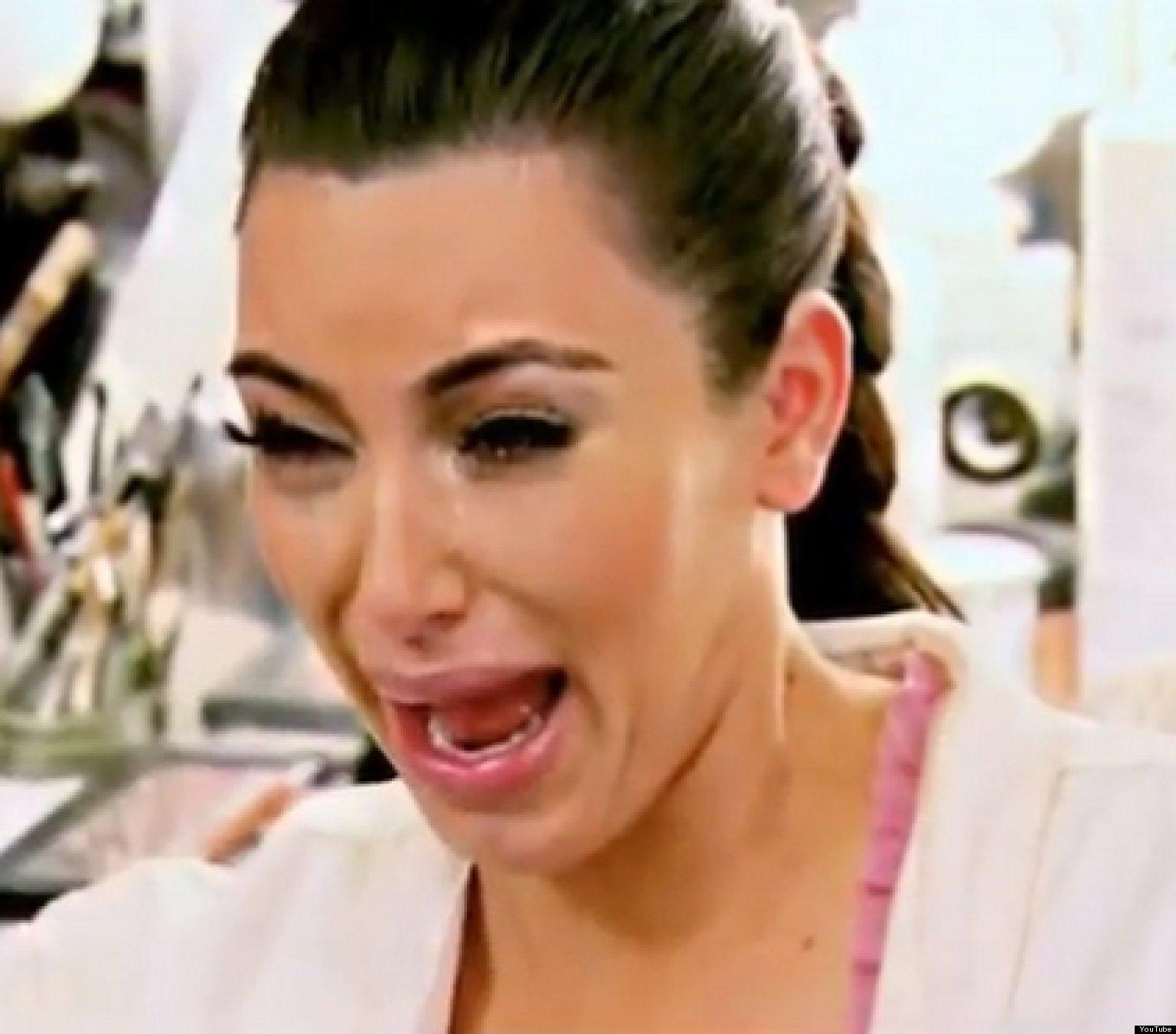 50 Kim Kardashian Crying Wallpaper On Wallpapersafari