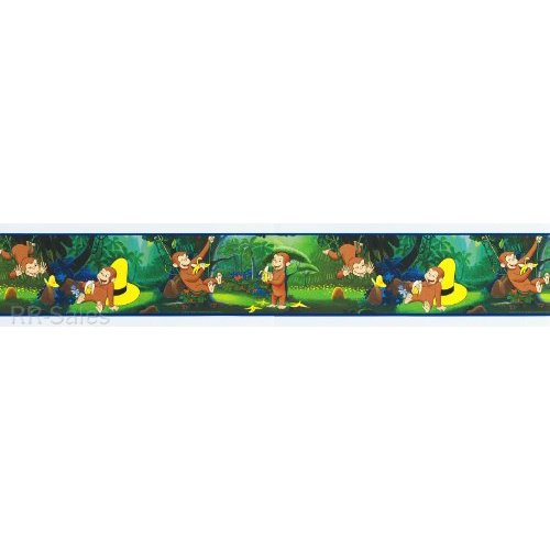 comCurious George Children Preschool WallpaperdpimagesB000IG7FSG 500x500