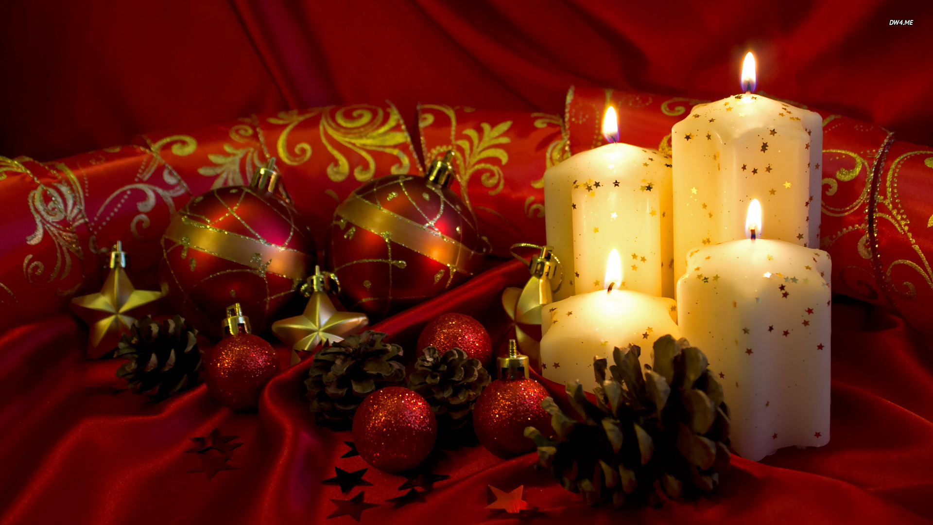 Christmas decorations wallpaper   Photography wallpapers 1920x1080