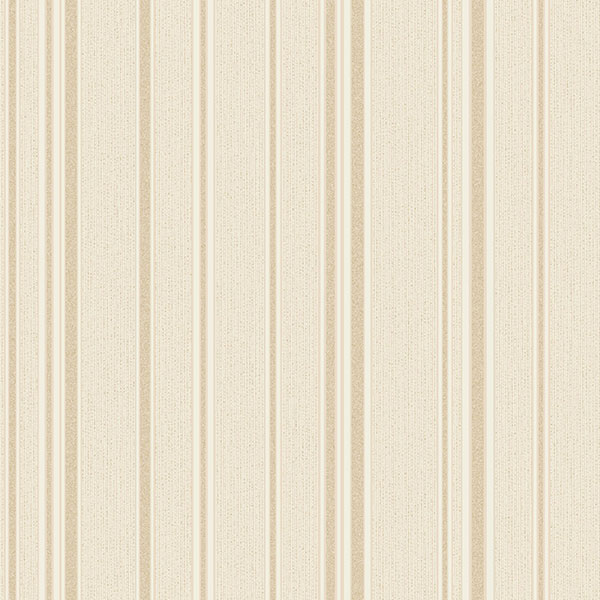 Winchest Cream Gold Striped Wallpaper Harry Corry Limited 600x600