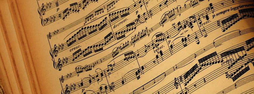 Music lyrics Facebook Cover desktop wallpapers and stock photos 851x315