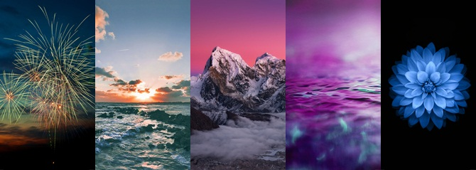 Retina HD Wallpapers for iPhone 6 and iPhone 6 Plus 670x239