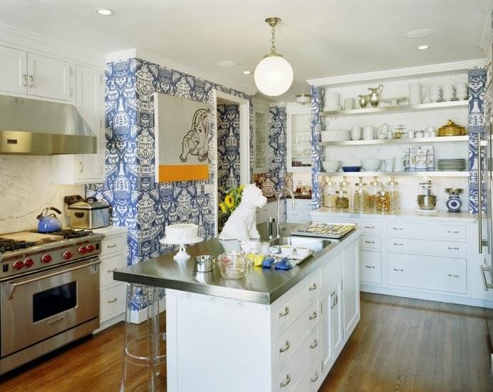 Kitchen Wallpaper 692x550