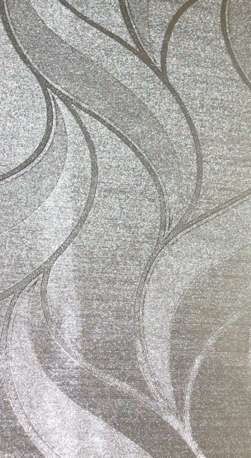Metallic wallpapers with silver wallpapersafari - Is wallpaper in style ...