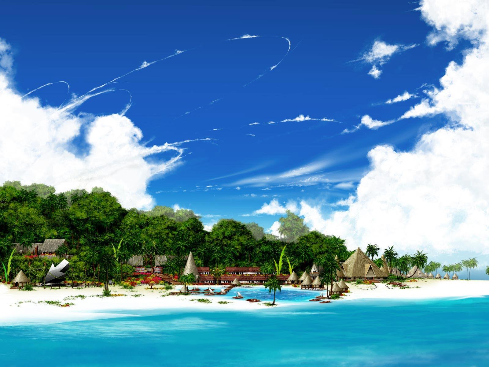 Beautiful Beach Pictures HD Desktop Wallpaper HD Desktop Wallpaper 1600x1200