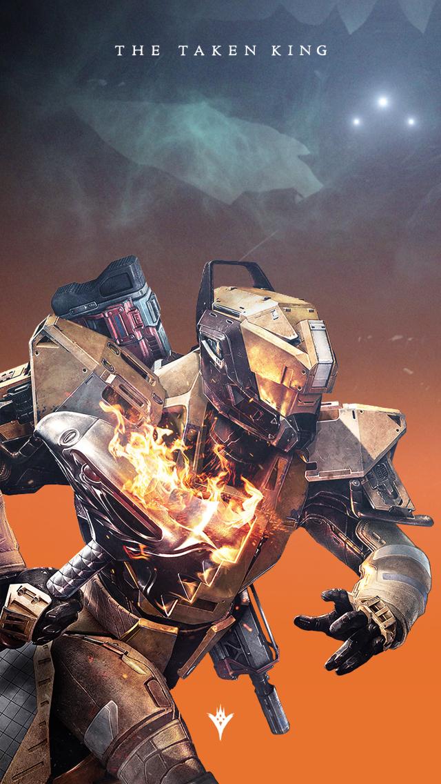 Destiny Sunbreaker Titan Wallpaper - WallpaperSafari