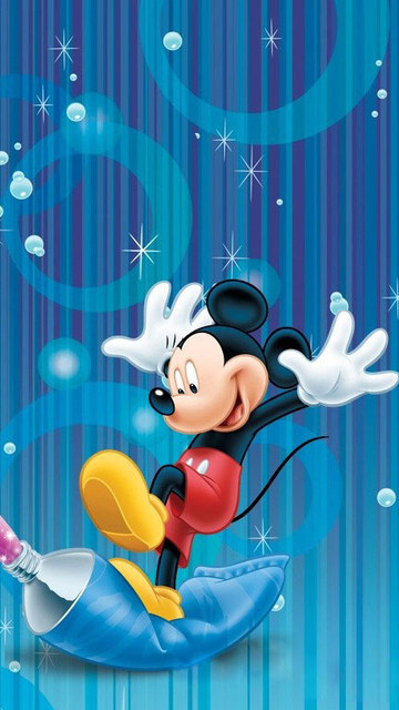 Mickey Mouse cartoon download wallpapers for mobile 360x640