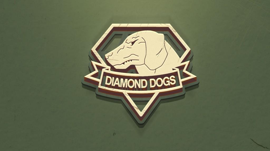 Diamond Dog Metal Gear Wallpapers   Benjamin Stratton   Graphic 1024x576